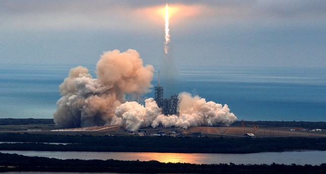SpaceX set to launch its first recycled rocket SES-10