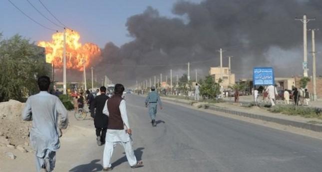 انتحاري يفجر نفسه بقافلة للقوات الدولية في قندهار