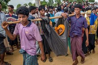 Turkey has raised a donation of more than 80 million liras ($21 million) since 2012 to help Rohingya being persecuted in Myanmar's Rakine state, head of the country's emergency management authority...