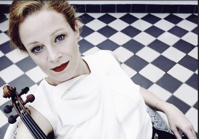German violinist Carolin Widmann will perform at İş Sanat on Feb. 27.
