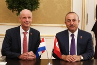 Turkey, Netherlands to re-appoint envoys soon, FM Çavuşoğlu says