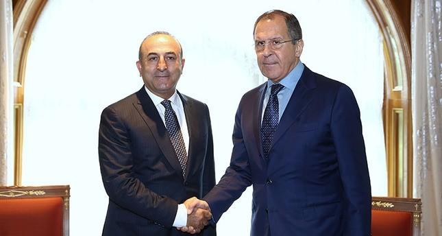 وزير الخارجية الروسي يزور أنقرة نهاية العام الجاري