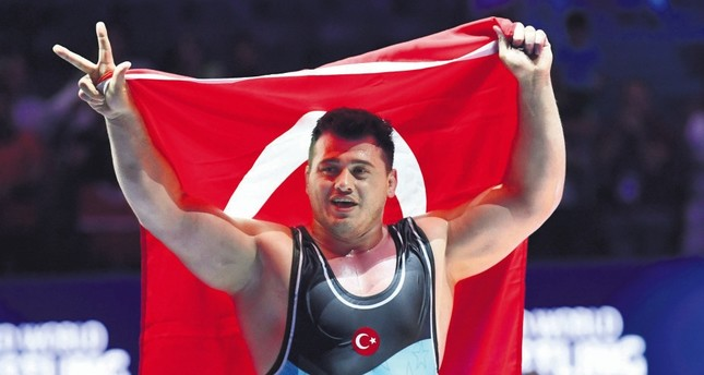 Turkish wrestlers eye medal haul at 2020 Olympics