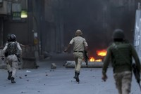 Fatal fight sets off protests, clashes in Indian-occupied Kashmir