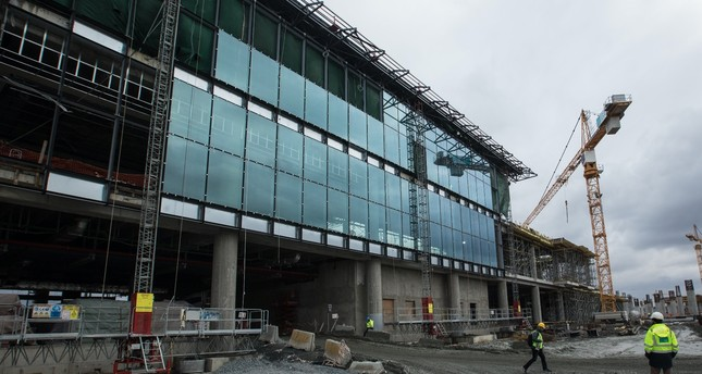 Over 61 pct of Istanbul New Airport complete