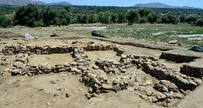 pA 7,000 year-old complex structure and 13 human skeletons have been discovered in the largest island of Turkey, expected to shed light to thousands of years of human history./p