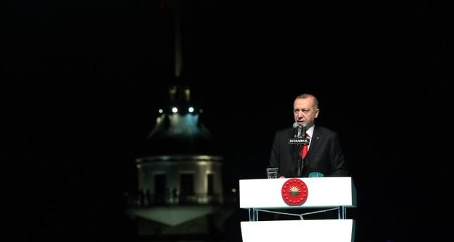 أردوغان: سنصلّي التراويح مع 313 ألف شخص بإسطنبول السبت