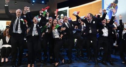 Зимние Олимпийские игры 2026 года пройдут в Милане и Кортина-дАмпеццо