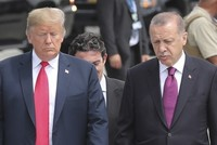 Erdoğan rejects Trump's demand on ceasefire with YPG terrorists