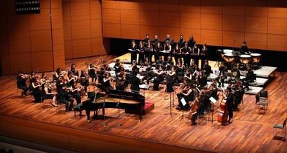 Symphonic 2020 concert by Boğaziçi Philharmonic Orchestra