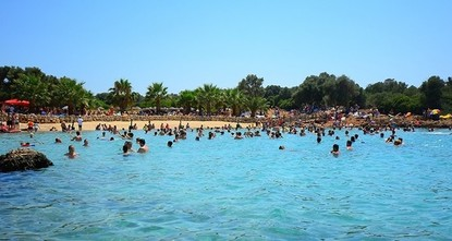 pLaut Angaben des Türkischen Statistikinstituts (TurkStat) sind die Ausgaben im Inlandstourismus im dritten Quartal des vergangenen Jahres um 16,1 Prozent auf insgesamt 17,8 Milliarden Türkische...