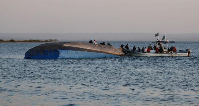 170 погибли при крушении парома в Танзании