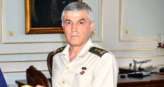 الجنرال عارف تشيتين قائداً جديداً لقوات الجاندرما التركية