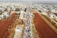Syrian regime seizes key opposition town in Idlib