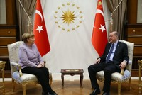 Germany wants relations with Turkey to normalize