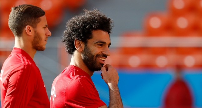 مدرب مصر: صلاح جاهز لخوض مباراة أورغواي بنسبة 100%