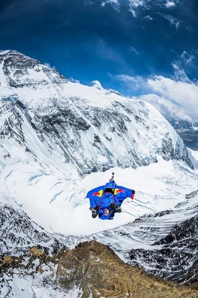 Famous Russian BASE jumper dies in wingsuit accident in Nepal's Everest region