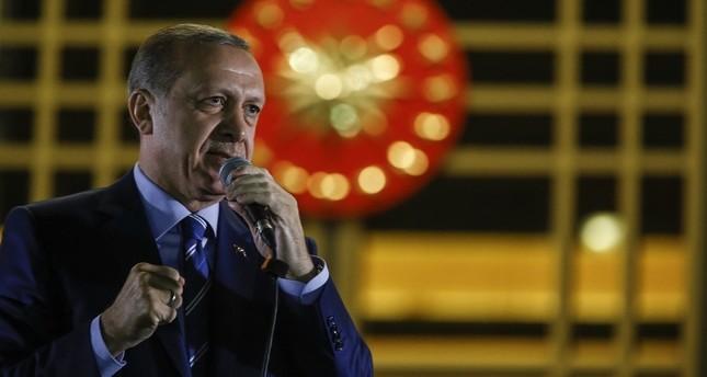 أردوغان: لا أحد يحاول رسم الخطط ضد بلادنا لأنه سيدفع الثمن باهظاً وسيرى رداً قوياً