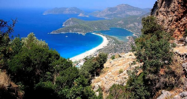 The 540 kilometer Lycian Way, which is accepted as one of the world's 10 best long distance walking routes, is a path from Fethiye in Muğla reaching all the way to Antalya.