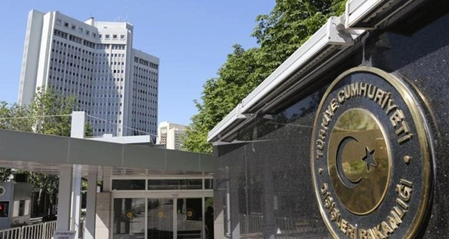 Turkey issues diplomatic note to Germany