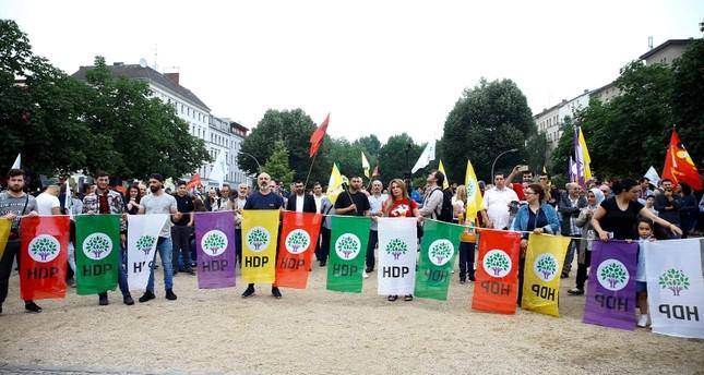 ألمانيا تسمح لحزب الشعوب الديمقراطي التركي بتنظيم فعالية في برلين