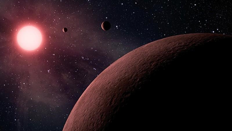 (AP Photo via NASA)
