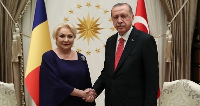تركيا ورومانيا تتفقان على رفع التبادل التجاري بينهما إلى 10 مليارات دولار