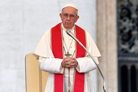 Pope changes Catholic church teaching on death penalty, says 'inadmissable' in all cases