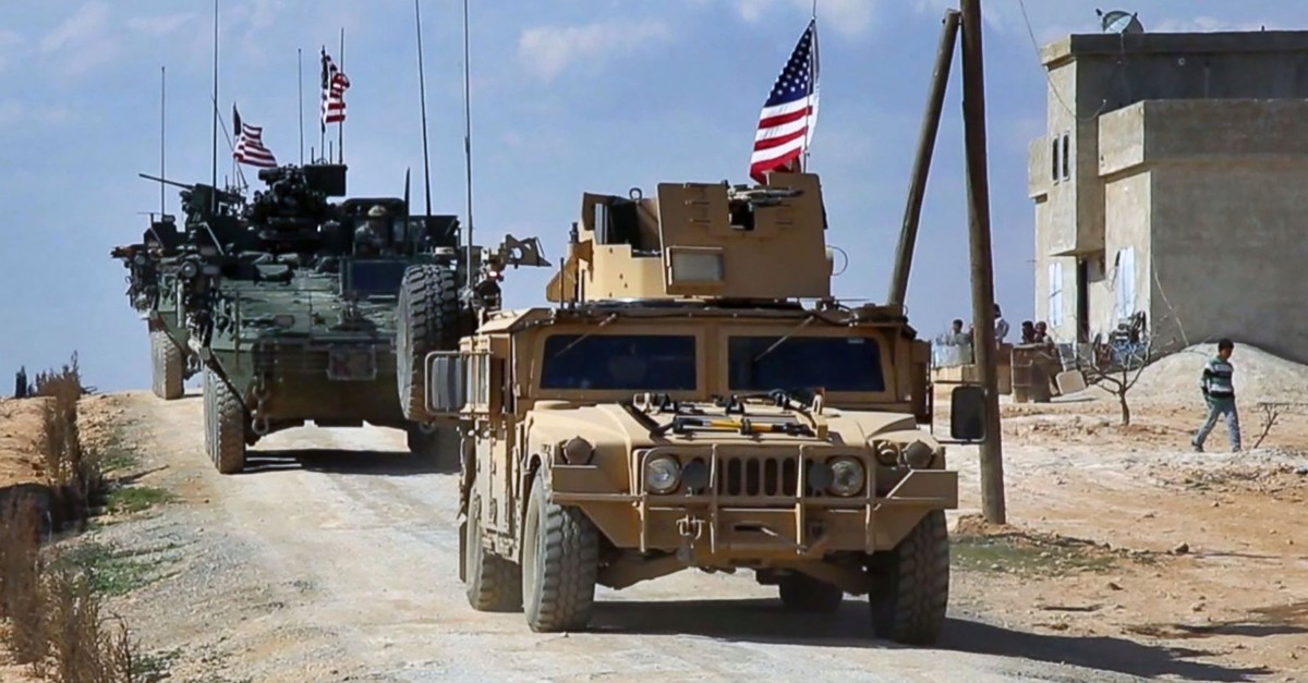 The U.S.u2019 active support to the PKK terrorist groupu2019s Syrian affiliate, the Peopleu2019s Protection Units (YPG), has been a major sticking point in strained Turkey-U.S. relations.