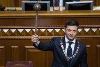  AFP Foto/Ukrainian Presidential Press-Service/Markiv Mykhailo