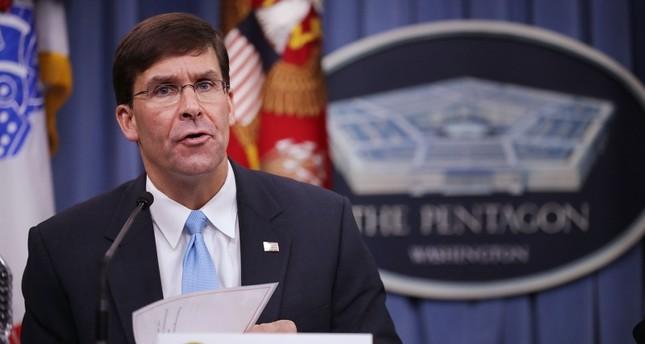 مارك إسبر وزير الدفاع الأمريكي الجديد بالوكالة