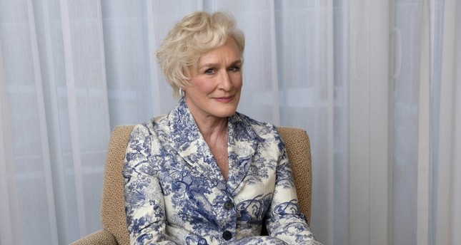 Glenn Close has been nominated for an Oscar for best actress for her role in The Wife.