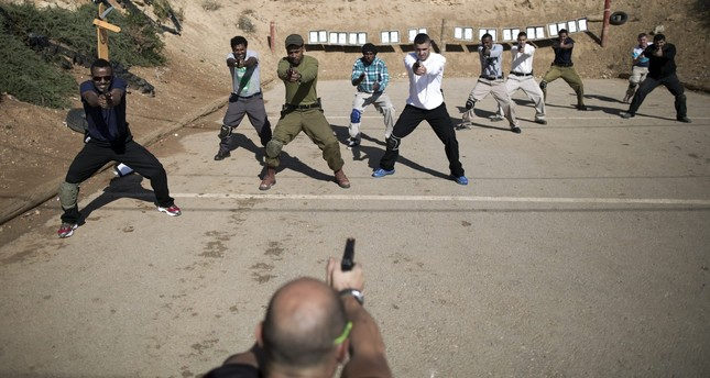 Israeli 'security boot-camp' trains tourists to target and shoot Palestinians