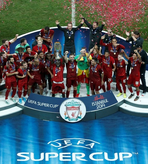 Liverpool defeats Chelsea on penalties to lift UEFA Super Cup