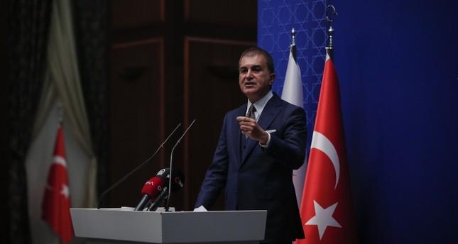 العدالة والتنمية التركي: تفتيش سفينة لبلدنا بالمتوسط قرصنة