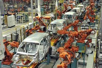 Turkish auto production increases 13 percent in May