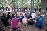 Tod von Journalist: NRW stoppt Räumung vorerst