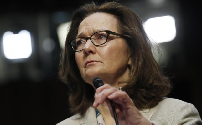 CIA chief Gina Haspel (Reuters Photo)