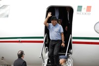 Morales lands in Mexico after coup, says Mexican authorities saved his life