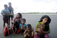UNSC condemns Myanmar violence against Rohingya Muslims, calls for solution