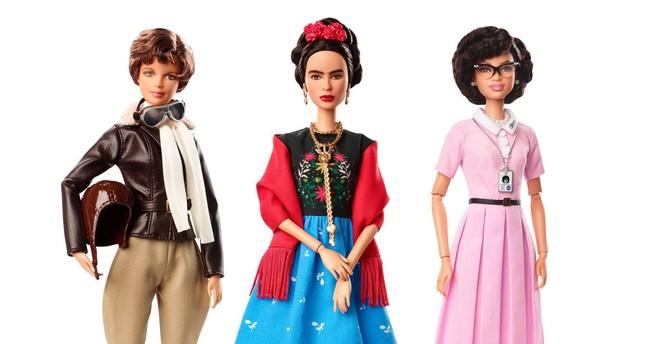 Barbie releases new dolls to mark International Women's Day