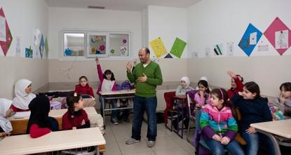 700 ألف تلميذ سوري يتلقون تعليمهم في تركيا