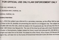 Mastermind of July 15 coup attempt was guest in Gülen's US residence, document shows