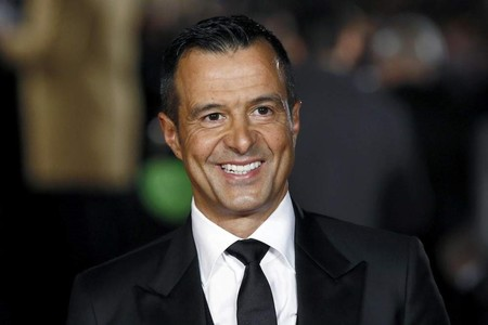 Europe's most powerful football agent, Jorge Mendes. (REUTERS Photo)