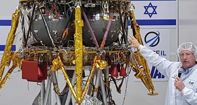 Israelische Raumsonde auf dem Mond zerschellt