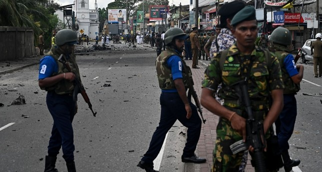 Sri Lanka imposes state of emergency after bombings