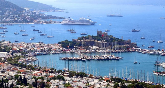Tourist arrivals in Turkey rise 16 percent in May