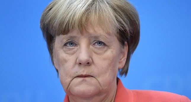 ميركل تصف نتائج الانتخابات في برلين بـالمريرة