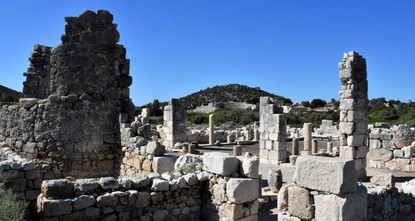 Turkey declares 2020 as year of ancient city of Patara