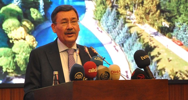 Ankara Mayor Melih Gökçek officially resigns after 23 years of service